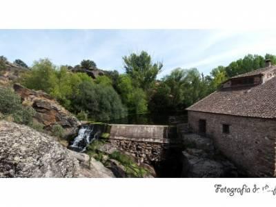 Cañones del Río Cega y  Santa Águeda  – Pedraza;viajes puente pilar viajes puente octubre